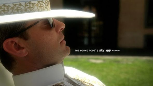 The Young Pope TV show on HBO and Sky Atlantic: season 1 (canceled or renewed?).
