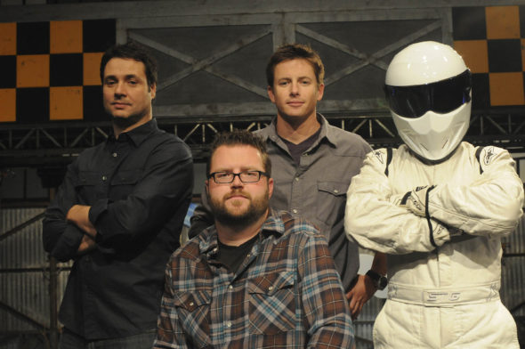 Top Gear US TV show on History: season 6 canceled, no season 7?