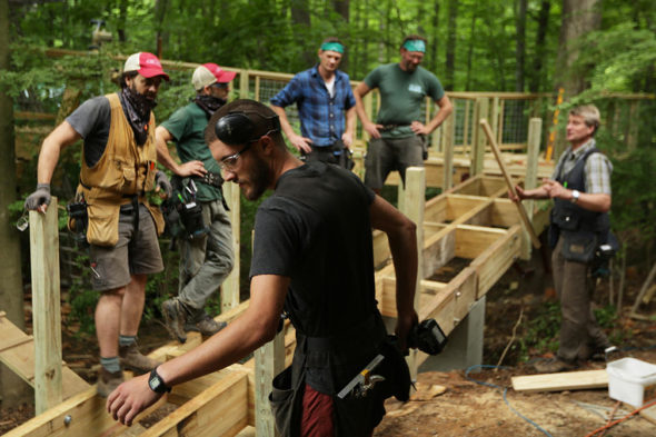 Treehouse Masters TV show on Animal Planet: (canceled or renewed?)