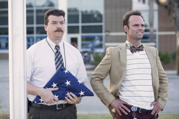 Vice Principals TV show on HBO: season 1 premiere (canceled or renewed?).