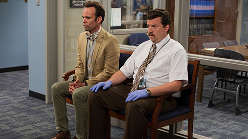Vice Principals TV show on HBO: season 1 (canceled or renewed?)