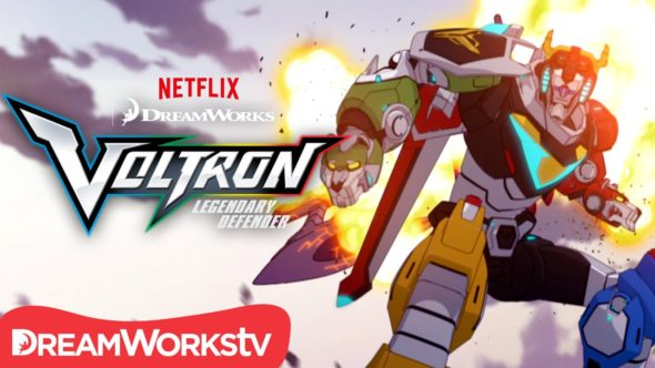 Voltron: Legendary Defender TV show on Netflix: season 1 preview (canceled or renewed?).
