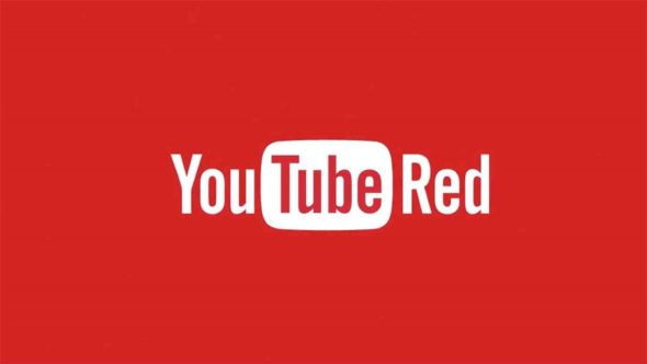YouTube Red TV shows