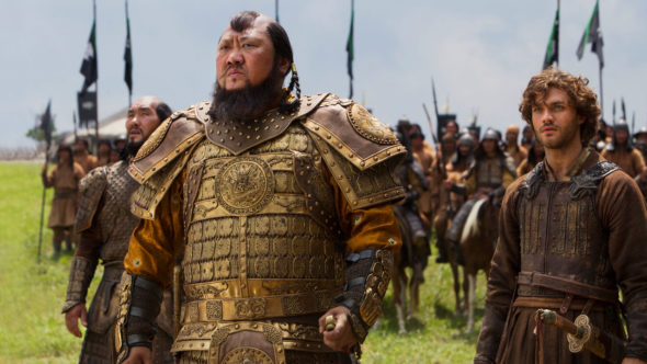 Marco Polo TV show on Netflix: season 2 featurette (canceled or renewed?).