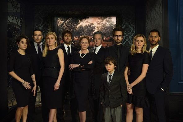 American Gothic TV show on CBS (canceled or renewed?)
