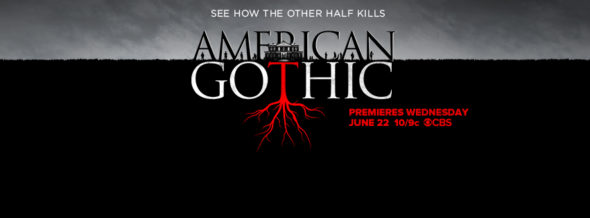 American Gothic TV show on CBS: ratings (cancel or renew for season 2?)