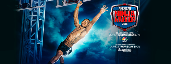 American Ninja Warrior TV show on NBC: ratings (cancel or renew for season 9?)