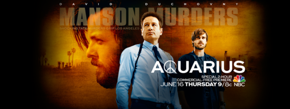 Aquarius TV show on NBC: ratings (cancel or renew?)