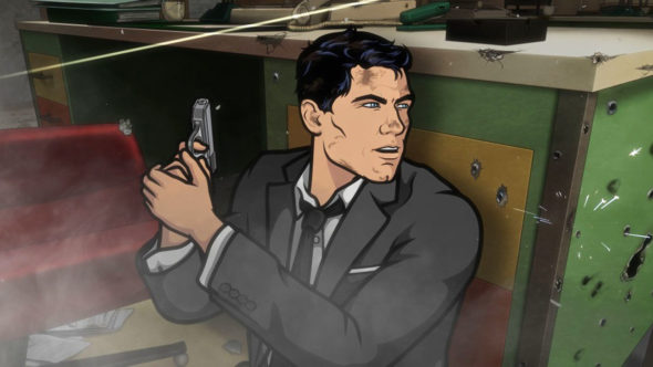 Archer; FX TV shows