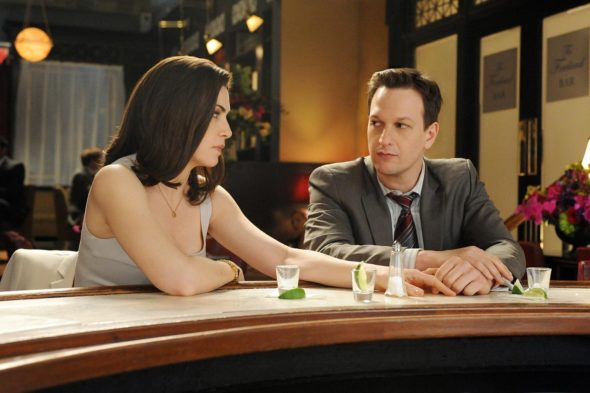 The Good Wife TV show on CBS