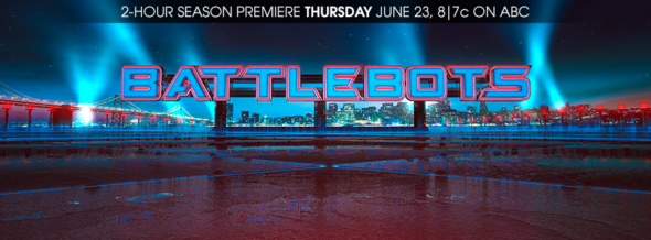 BattleBots TV show on ABC: ratings (cancel or renew for season 3?)