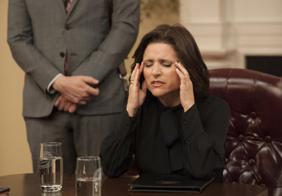 Veep; HBO TV shows