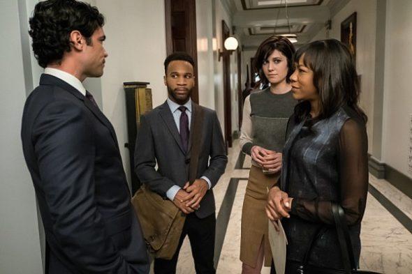 BrainDead TV show on CBS (canceled or renewed?)