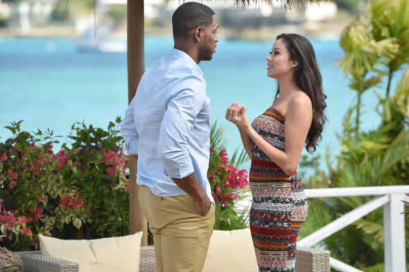 "COUPLED: L-R: Brandon and Alicia in the ""At First Sight"" episode of COUPLED airing Tuesday, June 7 (9:00-10:00 PM ET/PT) on FOX. ©2016 Fox Broadcasting Co. Cr: Michael Becker/FOX"