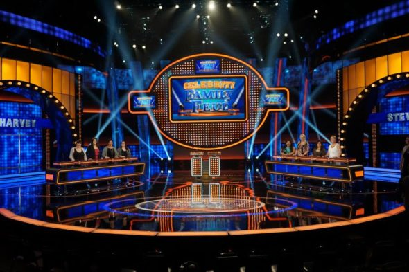 Celebrity Family Feud TV show on ABC (canceled or renewed?)