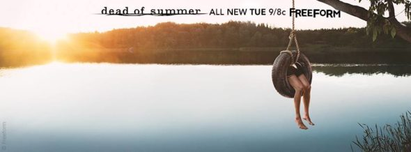 Dead of Summer TV show on Freeform: ratings (cancel or renew for season 2?)