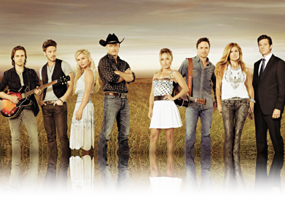 Nashville; CMT TV shows