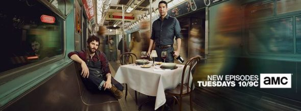 Feed the Beast TV show on AMC: ratings (cancel or renew for season 2?)