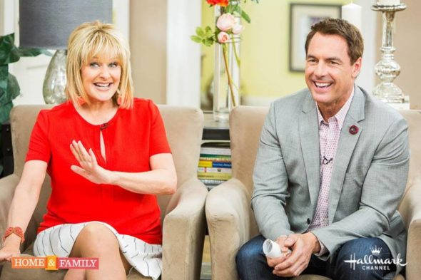 Home & Family TV show on Hallmark: Cristina Ferrare fired?