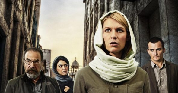 Homeland; Showtime TV shows