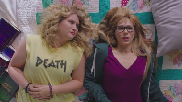 Idiotsitter TV show on Comedy Central: season 2 renewal..