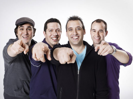 Impractical Jokers TV show on truTV: season 5 (canceled or renewed?).