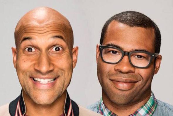 Key & Peele; Comedy Central TV shows