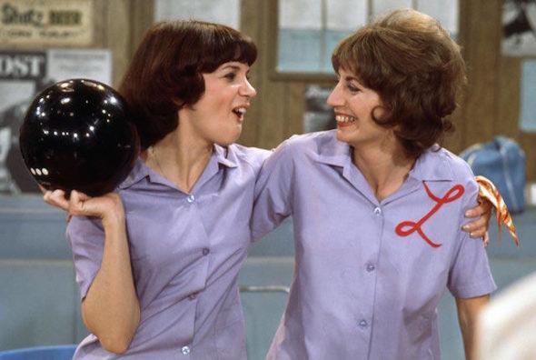 Laverne & Shirley TV show