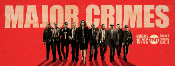 Major Crimes TV show on TNT: ratings (cancel or renew?)