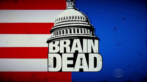 BrainDead; CBS TV shows