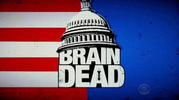 BrainDead; CBS TV shows