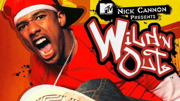 Nick Cannon Presents: Wild 'N Out; MTV TV shows