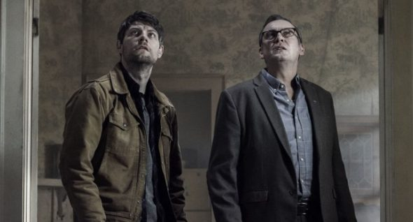 Outcast TV show on Cinemax (canceled or renewed?)
