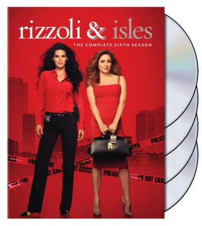 Rizzoli & Isles: The Complete Sixth Season