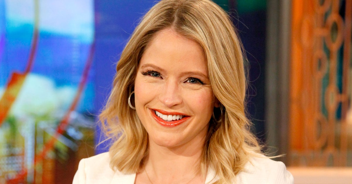 The View: Sara Haines May Replace Michelle Collins for