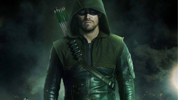 Arrow TV show on The CW: season 5 (canceled or renewed?).