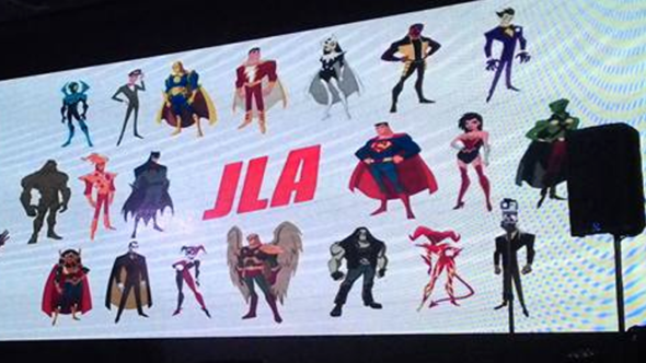 Justice League Action; Cartoon Network TV shows