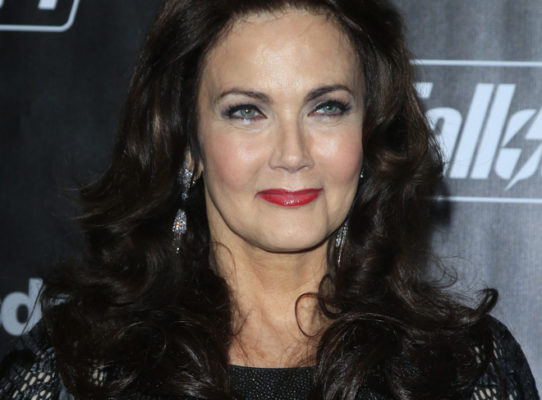 Your First Look At Lynda Carter As President Of The United States