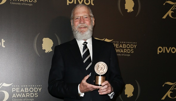 David Letterman from The Late Show