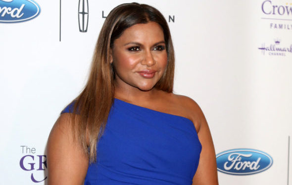 Mindy Kaling from The Mindy Project