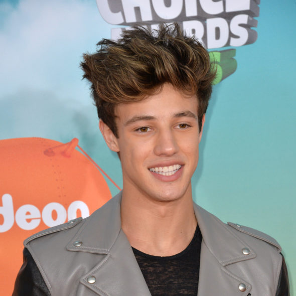 Cameron Dallas TV show ordered by Netflix.