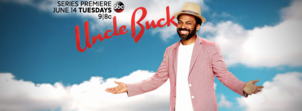 Uncle Buck TV show on ABC: ratings (cancel or renew?)