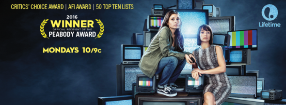 UnREAL TV show on Lifetime: ratings (cancel or renew?)