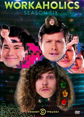 Workaholics TV show on Comedy Central: season six on DVD