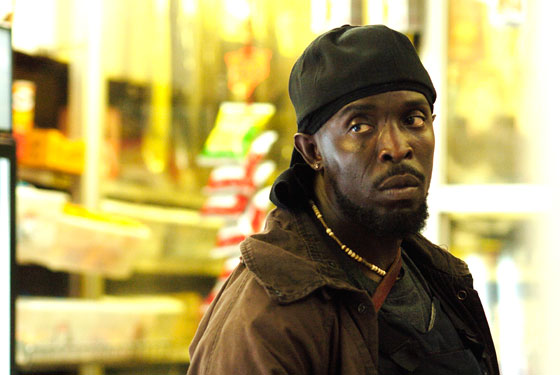 The Wire TV show on HBO