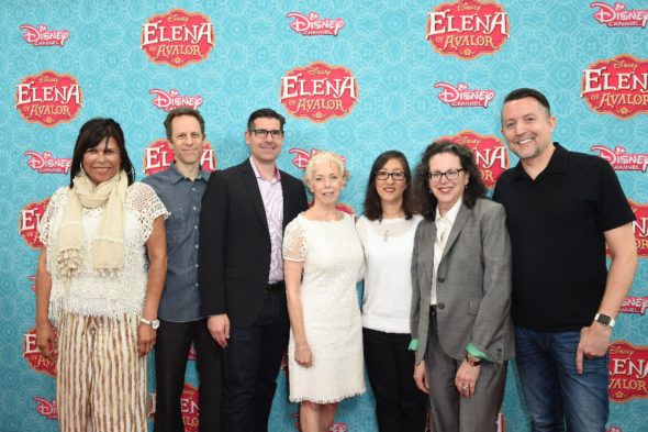 Elena of Avalor TV show on Disney Channel: season 1 premiere (canceled or renewed?).