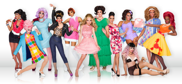 RuPaul's Drag Race TV show on Logo: season 9 renewal.