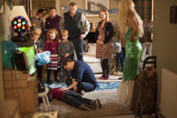 The A Word TV series on SundanceTV: season 1 (canceled or renewed?).