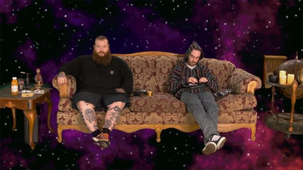 Traveling the Stars: Ancient Aliens with Action Bronson and Friends TV show on Viceland: season 1 (canceled or renewed?).