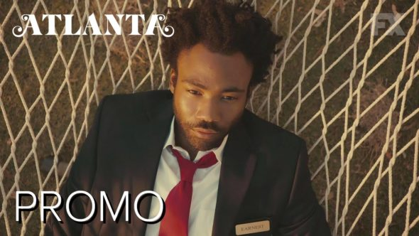 Atlanta TV show on FX: season 1 (canceled or renewed?).